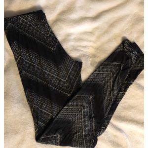 Super soft printed legging